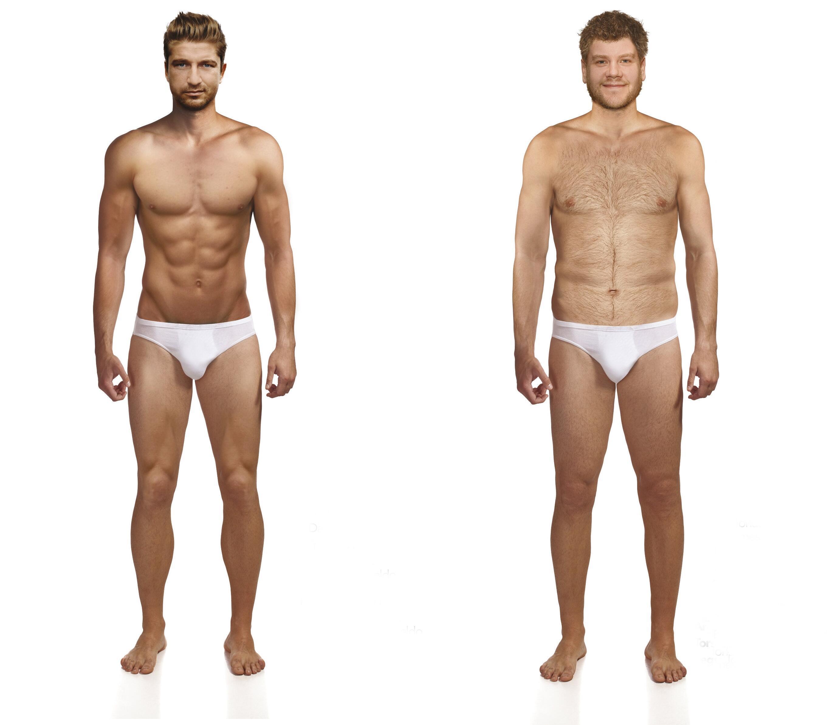 Мужские картинки сравнения