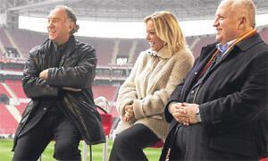 Galatasaray'ın kanatları