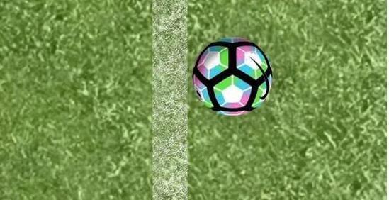 Pieroya göre top saha çizgisinin dışında...