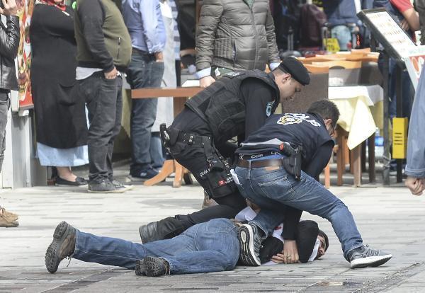 İstanbulda 1 Mayıs hareketliliği