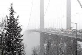Akşam istanbul ve Ankaraya kar geliyor