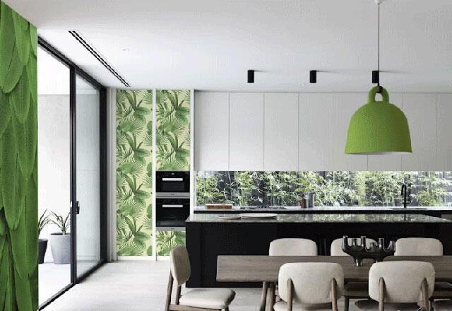 Yeşilin 10 göz alıcı ve popüler tonu