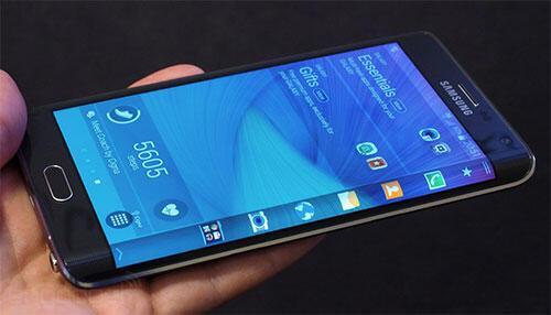Samsung, Galaxy Note 4ü ve Galaxy Note Edgeyi tanıttı