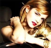 Emma Watson Lancôme'un yeni yüzü oldu