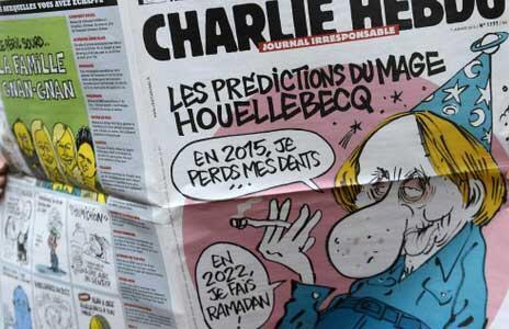 Fransada şok saldırı 12 ölü