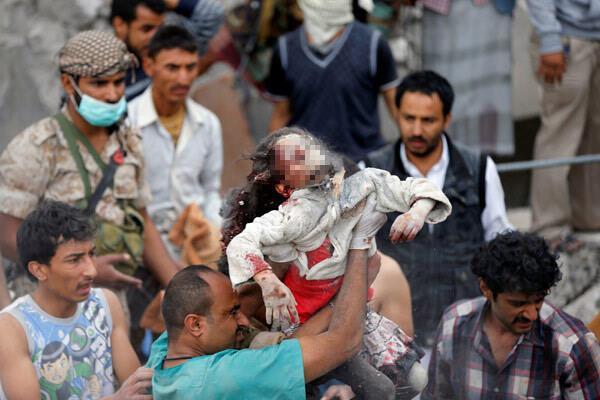 Son dakika: Savaş uçakları evleri bombaladı Feci görüntüler...