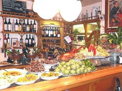 San Sebastian'da atıştırma