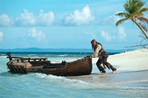 Jack Sparrow gençliğin peşinde