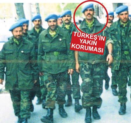 Gözaltındaki MHP komandosu