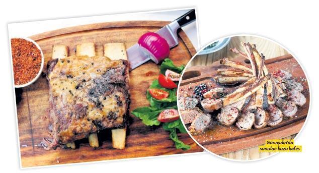 Turkish Steakhouse diye bir kavram yarattık