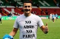 No Adis no party