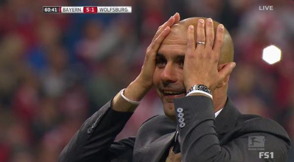 Lewandowski 9 dakikada 5 gol attı