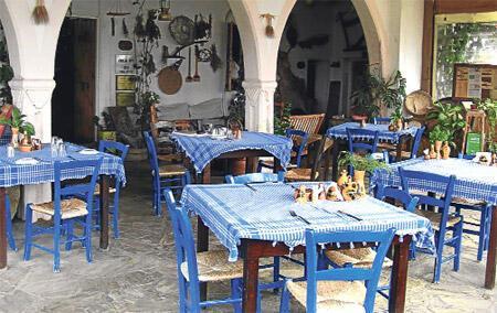 Kıbrıs mutfağı ile tanıştım