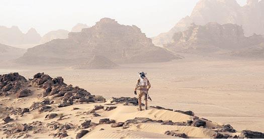 Marsın zoraki fatihi