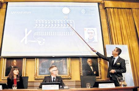 Nobel Kimya Ödülü Türk profesöre