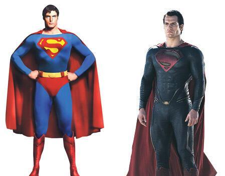 İlk İngiliz Süpermen