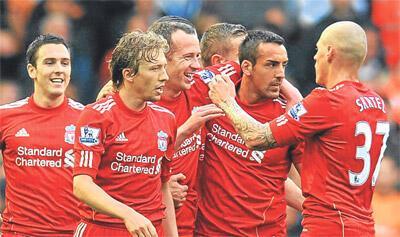 Anfield'da düello