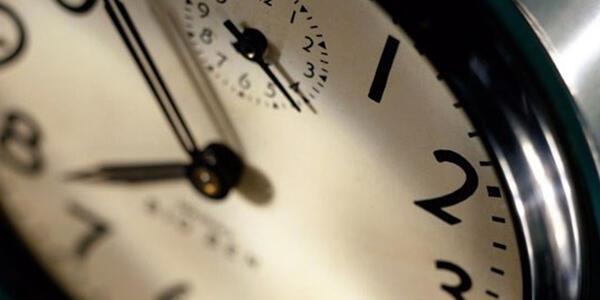 Saatler geri alındı mı Saat şu an kaç