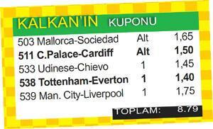 Tottenham'a güvenin