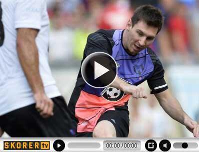 Messi kalp kırdı
