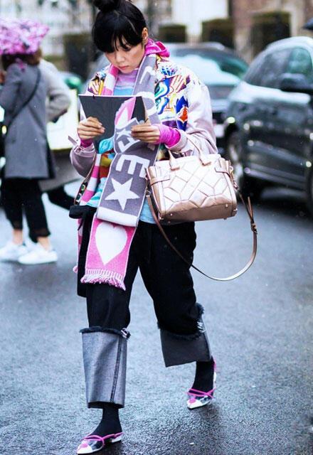 Sokak Modası: Kısa Paça Pantolon