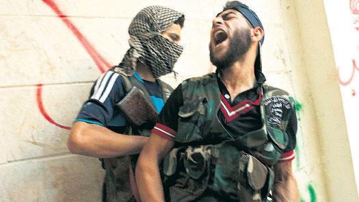 Suriye'de captagon savaşı