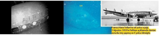 Denizin dibindeki 65 yıllık sır çözüldü
