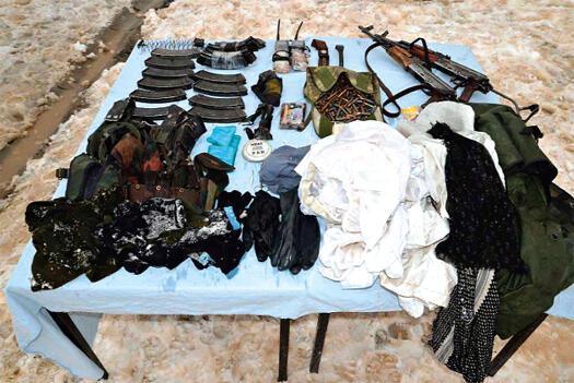Bingöl ve Hakkari'de 13 terörist öldürüldü