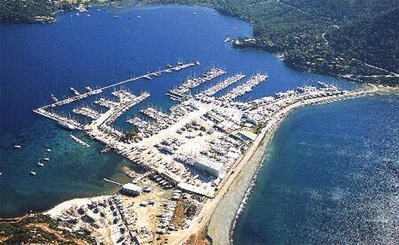 Marinalar, denizcilik  ve turizm...