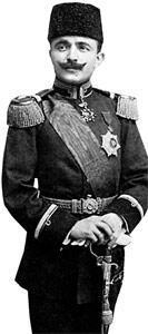 Türk tarihinin portrelerinden Enver Paşa