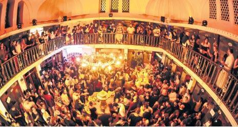 İstanbul'un yeni etkinlik mekanı: Cağaloğlu hamamı