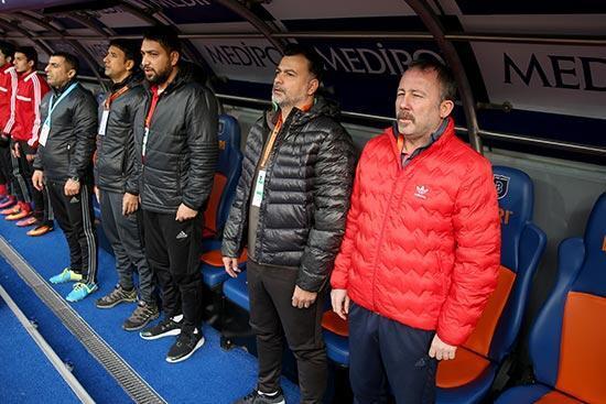 Medipol Başakşehir-Kayserispor: 5-0