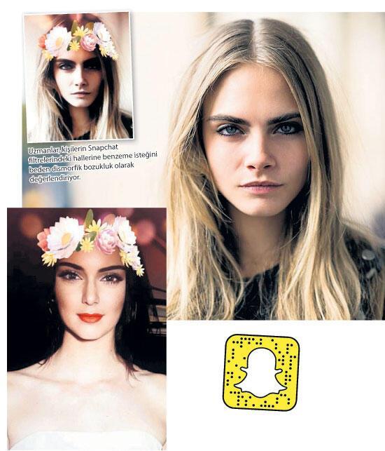 Snapchat estetiği trend mi oluyor