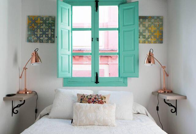 Küçük yatak odanız için büyük öneriler