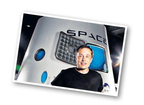 Roket hızında Elon Musk