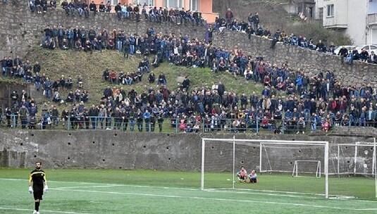 Engin Baytarı görmeye geldiler Stada sığmadılar...