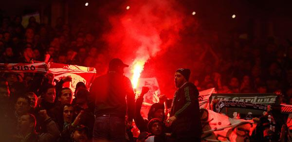 UEFAdan Saint-Etiennee soruşturma