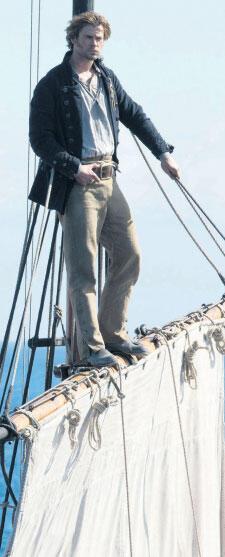 """Moby Dick""in ilham kaynağı"