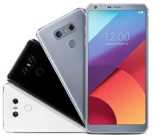 LG G6nın renk seçenekleri belli oldu