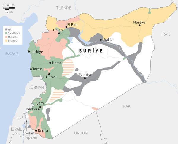 Son dakika... Pentagon, YPGyi istiyor Gözler Trumpta...