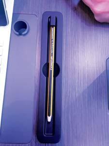 Yazılı var, kalemi  tableti çıkarın...