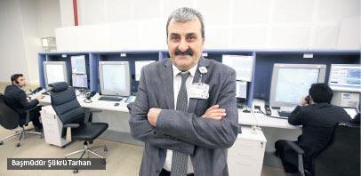 Türkiye hava sahasının yönetimi onlara emanet