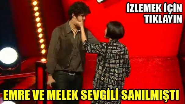 O Ses Türkiyede iki sevgili eşleşti ikisi de elenmedi