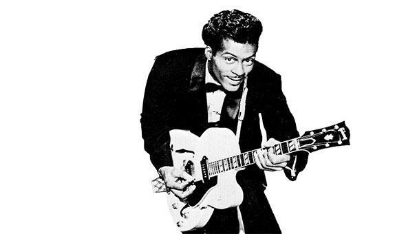 Rock'n roll'un  başmimarıydı: Chuck Berry