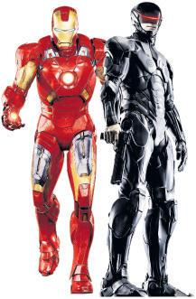 Cyborg askerler geliyor