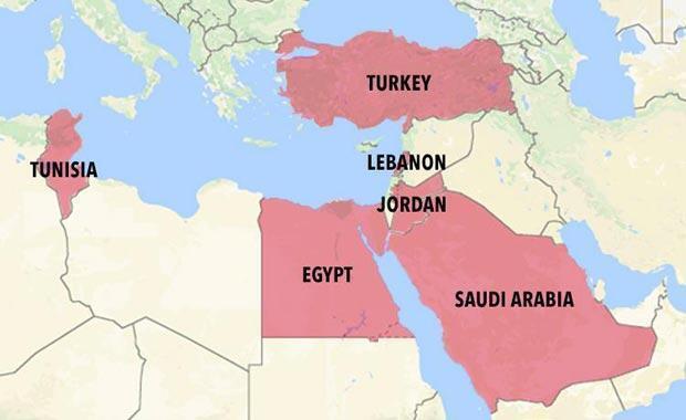 İngiltereden Türkiye dahil 6 ülkeye elektronik cihaz yasağı