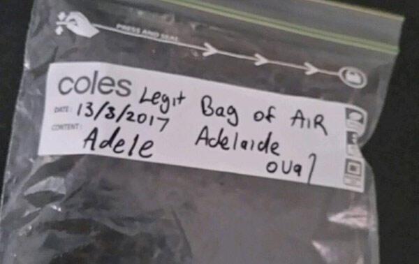 Adelein konser havası 150 dolar