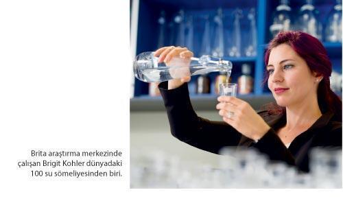 İçtiğin suyu bil