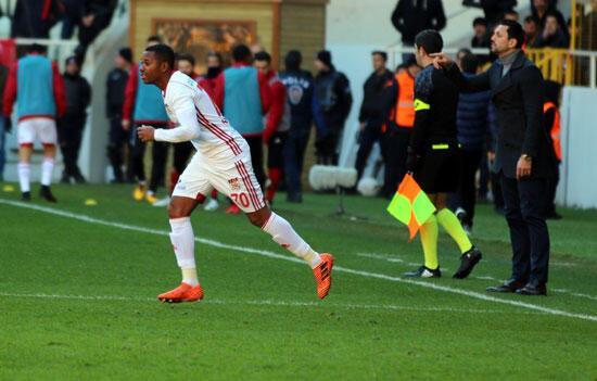 Evkur Yeni Malatyaspor 1 - 0 Demir Grup Sivasspor