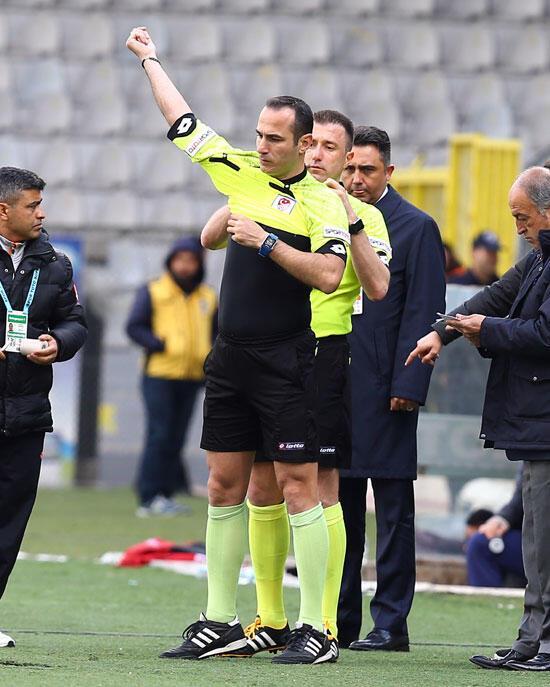Gençlerbirliği-Antalyaspor: 1-1
